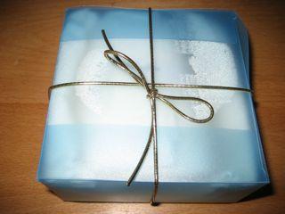 A box of truffles